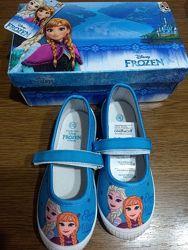 Тапки, тапочки Disney Frozen, холодное сердце