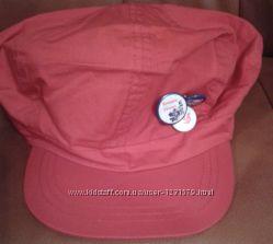 Стильная кепи для девочки 6-8 лет