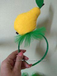 Обруч  для костюма груша