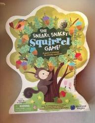 Настольная игра Ловкая Белка Sneaky, Snacky Squirrel