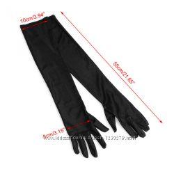 Перчатки для маскарада , для вечерних платьев