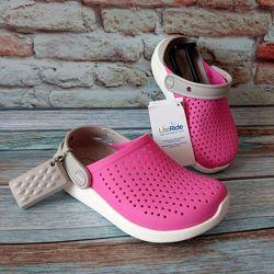 Crocs literide c13 30-31 крокс клоги крокслайт оригинал девочке