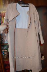 Очень нежный и стильный костюм платье кардиган