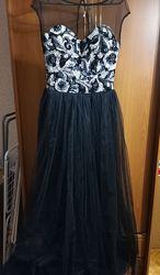 Шикарное модное платье от Anna voight