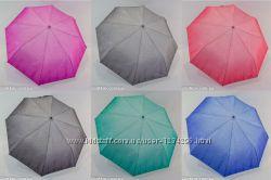 Механический женский зонтик 305 капли дождя на 8 карбоновых спиц от фирм