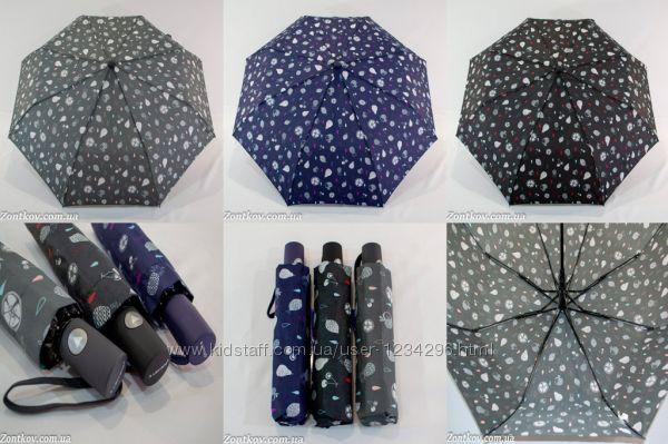 Женский зонт полуавтомат с карбоновой спице от фирмы Lantana 38058