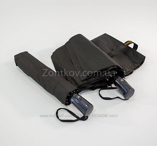 Складной зонт Feeling Rain полуавтомат на 10 спиц 061Е
