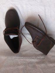 ботиночки женские кожа замша