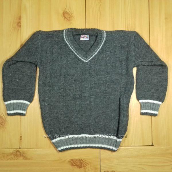 Детский свитер для мальчика на 1, 2 года