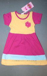 Детское платье-сарафан для девочки рр. 92-116 Beebaby Бибеби