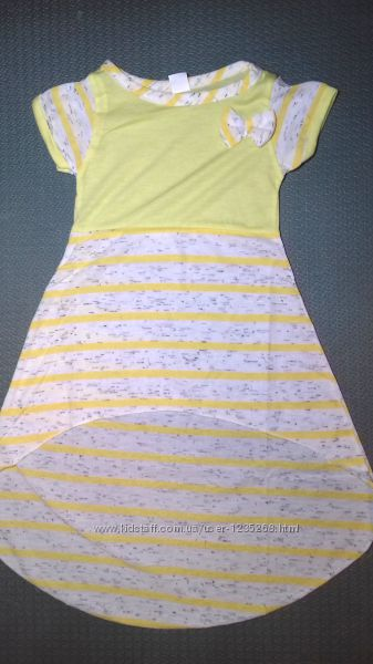 Детское платье-сарафан для девочки 3-9 лет Beebaby Бибеби
