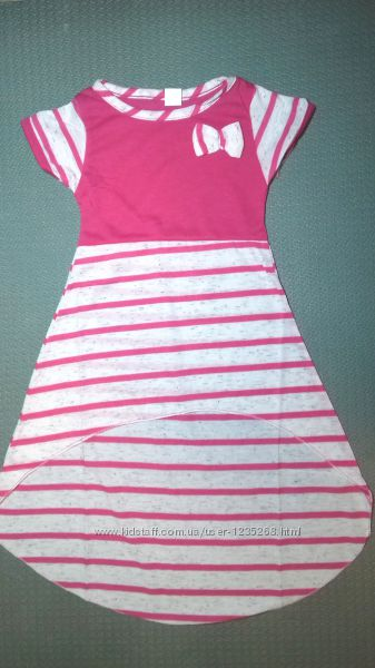 Детское платье для девочки рр. 98-134 Beebaby Бибеби