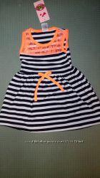 Детское платье-сарафан для девочки рр. 80-110 Beebaby Бибеби
