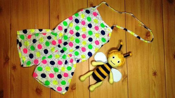 Ромпер для девочки рр. 92-128 3 вида Beebaby Бибеби