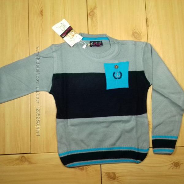 Детский свитер для мальчика  р. 98-122 Beebaby Бибеби