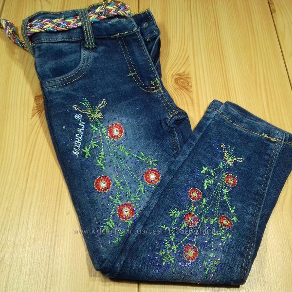 46cca4d6a3cfb4f Детские джинсы девочке рр. 92-110 Цветы Beebaby Бибеби, 230 грн. Детские  джинсы купить Херсон - Kidstaff   №25024106