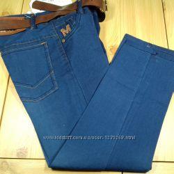 Детские джинсы для мальчика рр. 122-152 Beebaby Бибеби