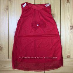 Нарядное платье для девочки 2 цвета Beebaby Бибеби