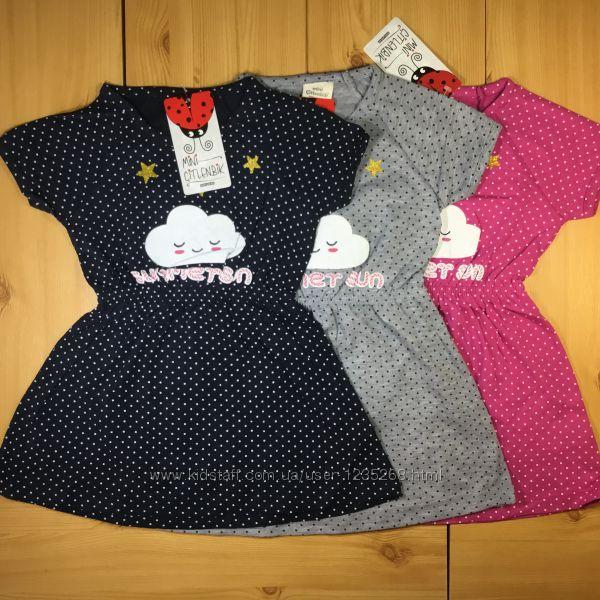 Сарафан для девочки рр. 80-104 Beebaby Бибеби