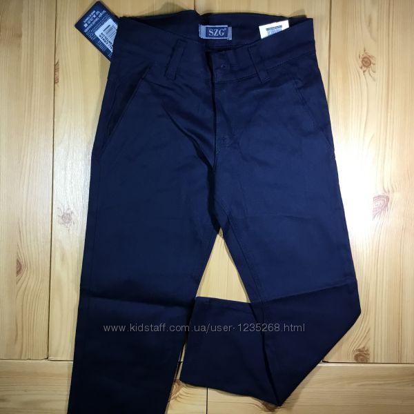 Детские школьные брюки для мальчика szg рр. 110-116 Beebaby Бибеби