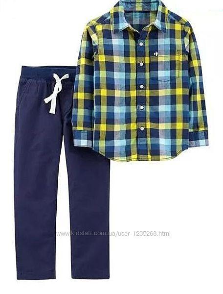 Нарядный костюм для мальчика р. 104-128 Carter&acutes Картерс