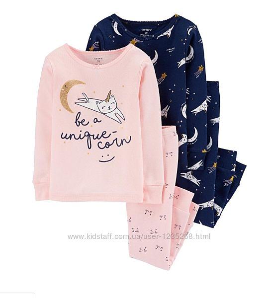 Пижама для девочки рр. 104-110 Carter&acutes Картерс