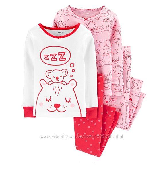 Пижама для девочки рр.92-104 Carter&acutes Картерс