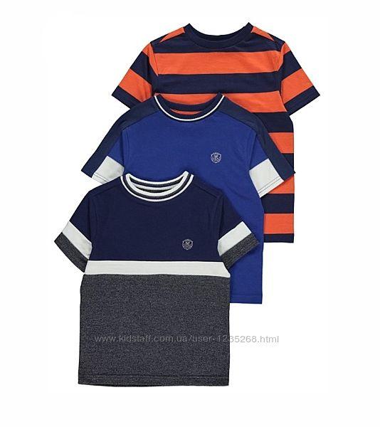 Спортивная футболка для мальчика рр. 110-116, 152-158 George Джордж