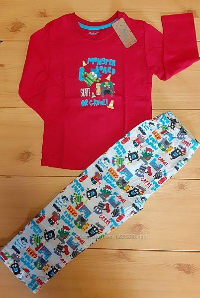 Детская пижама рр.98-104 Монстрики Primark Примарк