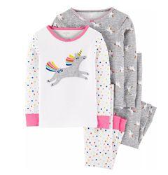 Пижама для девочки рр.104-110 Carter&acutes Картерс