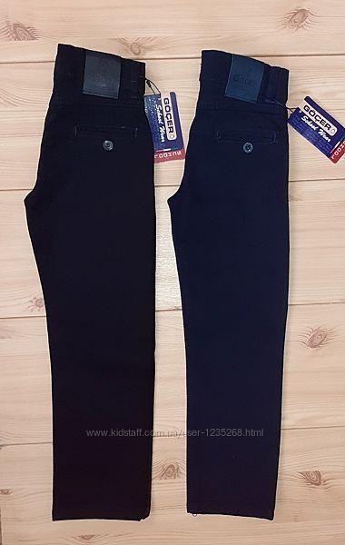Школьные брюки для мальчика рр.116-140 Gocer