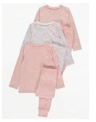 Пижама для девочки рр.92-98, 116-140, 158-164 George Джордж
