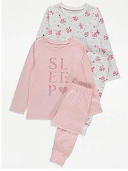 Пижама для девочки рр.92-140 George Джордж
