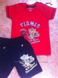 Продам футболку, шорты, комплект