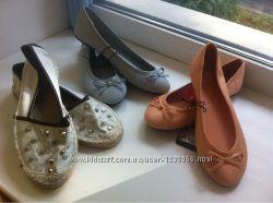 Продам балетки, туфли, мокасины, эспадрильи