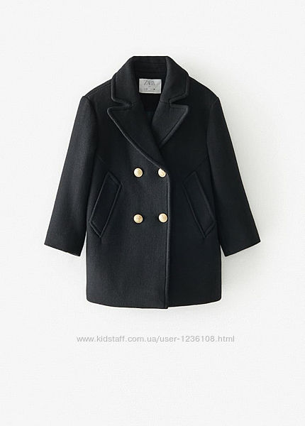 Пальто Zara 8 лет 128