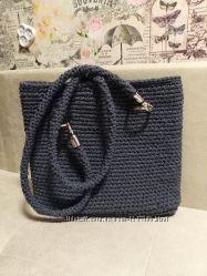 4077e7e893dc сумка из трикотажной пряжи, 900 грн. Женские сумки купить ...