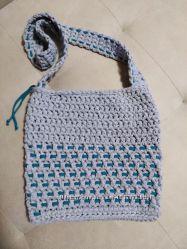 982b90e3f02e сумка-шоппер из трикотажной пряжи, 650 грн. Женские сумки купить ...
