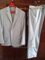 Мужской деловой классический костюм Legenda Class 46 размера и Подарок