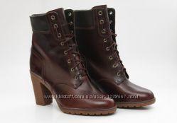 Новые кожаные ботинки timberland, 39 размер, как ботильоны, оригинальные с