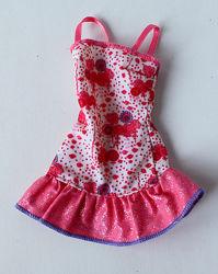 Фирменное платья для куклы Барби из серии Дом Мечты