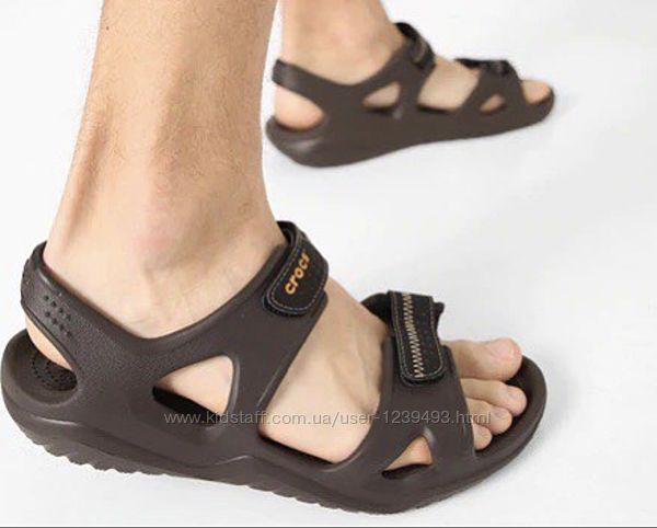 Сандали Crocs Swiftwater River Sandal 30-35р