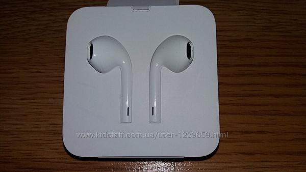 НаушникиДУ Apple iPod EarPods Lightning Оригинал
