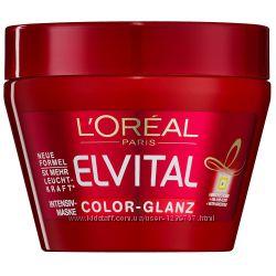 L&acuteOr&eacuteal Elvital - Интенсивная маска для окрашенных волос 300 мл.