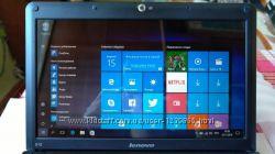 Нетбук Lenovo IdeaPad S10. Батарея держит 4 часа. Windows 10. Наложка