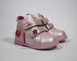 Демисезонные Ботинки BIKI арт. В-3936-А для девочки 55653dbcc6145