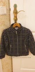 Куртка Chicco р. 104 на флисе унисекс