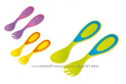 Набор столовых приборов для детей ложечка и вилочка