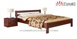 Кровати деревянные Бук от Эстелла