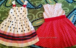 Платья красивые на девочку 5-7 лет